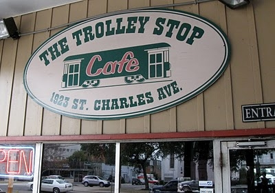 The Trolly Shop Cafe